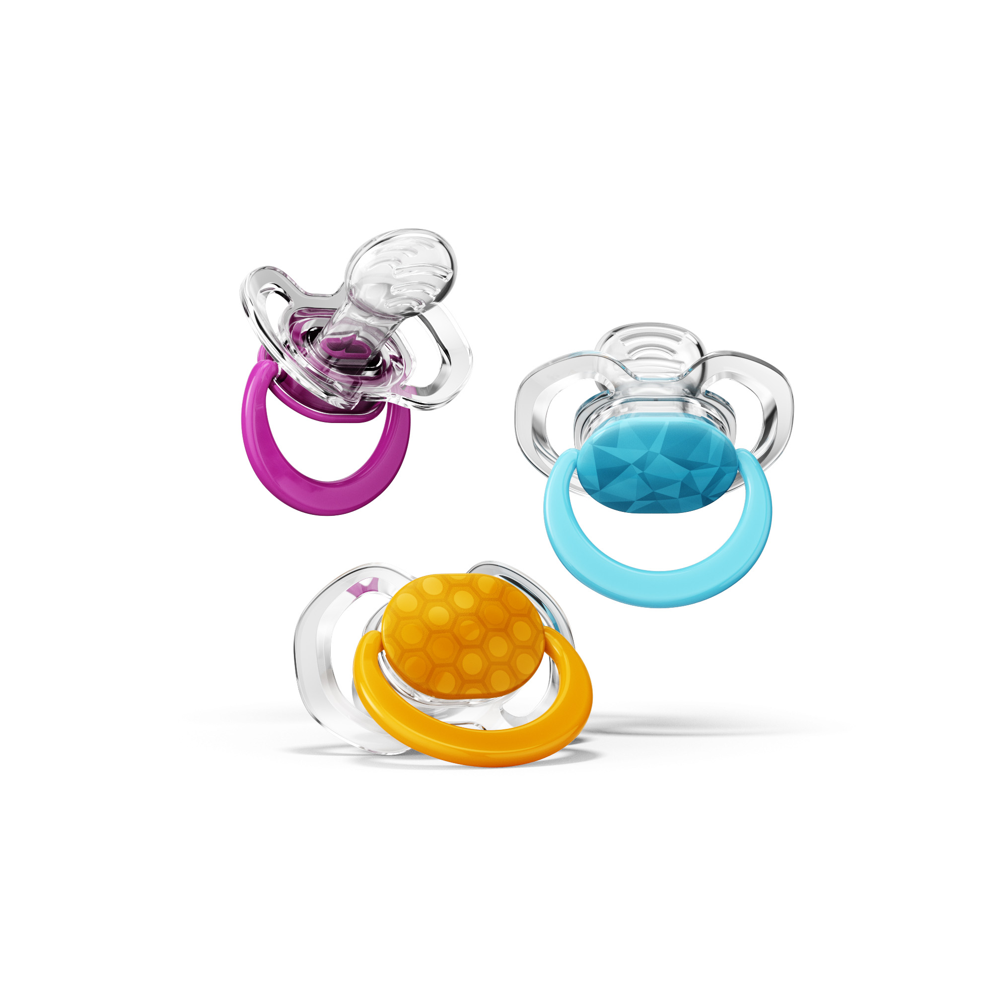 Smilo Baby Pacifiers