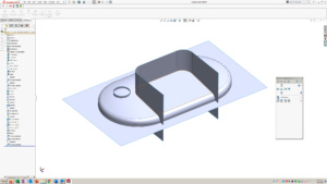Solidworks Tutorial: A master model methodology using 'Insert Part""