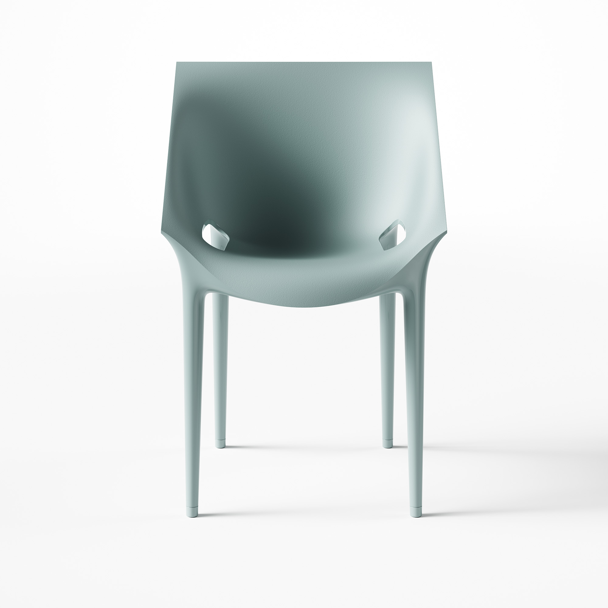 Kartell 'Dr Yes' Chair CAD Sculpting Exercise